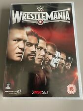WWE WrestleMania 31 DVD Set - Region 2 (PAL)