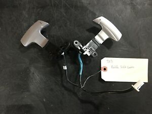 2015 Subaru BRZ Toyota 86 FRS Paddle Shifters PAIR L/R A/T OEM 3871