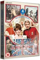 Neuf Virgin Of The Secret Service - The Complet Série DVD