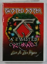 Twisted Sister Twisted X-Mas Live In Las Vegas US DVD 2011