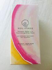 Holifrog Tashmoo Water Lily Nourishing Milky Wash - Replenish, Amino Blend 5.1oz