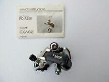 SHIMANO EXAGE RD-A250 REAR DERAILLEUR - NOS