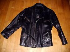 Schwere Lederjacke auch für Motorrad geeignet für den Herrn oder Dame