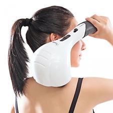 Electric Massager Handheld Full Body Neck Back Massage Hand Shiatsu Shoulder
