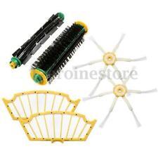 2 Filtro Cepillo Lateral Cepillo Central Para iRobot Roomba 505 510 520 521 530
