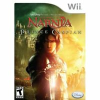 The Chronicles Of Narnia: Prince Caspian For Wii And Wii U Very Good 8E