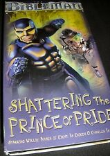 Bibleman Adventure Shattering the Prince of Pride (VHS, 2000)