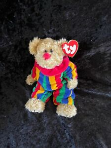 Ty Very Rare, Beanie Baby Piccadilly, First Generation. Mint Condition.