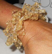 Sobral Gold Metallique Neoconcretismo Goulart Bracelet Brazil Import