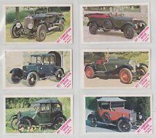 More details for pl. doncella 1977 golden age of motoring.  cars -completion offer-scarce(don75c)
