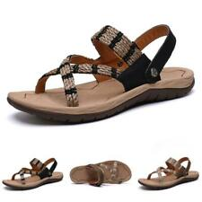 Mens Sports Cut out Walking New Summer Beach Slingbacks Sandals Slippers Shoes D