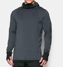 Under Armour ColdGear Reactor Run Balaclava Men's Running Long Sleeve Shirt L