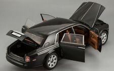 Kyosho Rolls Royce Phantom EWB Nero 1:18 Nuovo