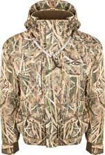 faaa450c62e38 Drake Waterfowl MST Strata Systems Coat Jacket Shadow Grass Blades Camo  Large