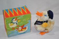 Vintage DBGM C Monkey Wind Up Duck w Box  West Germany