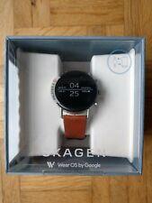 Smartwatch Skagen Falster 2 - braunes Leder SKU SKT5104