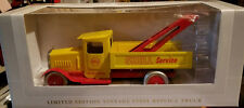 SpecCast 1/18 Lm. Ed. Vintage Steel Shell Service tow truck