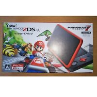 NEW Nintendo 2DS LL Mario Kart 7 Bundle Limited Edition Console System new