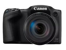Canon SX430 IS Digital Camera Black 45x Zoom & 16gb SD Card & Camera Case Too