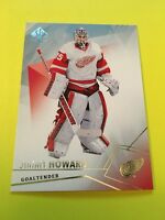 Jimmy Howard   Red Wings 2015-2016 SP Authentic #4