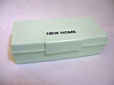 VINTAGE NEW HOME SEWING STORAGE BOX Parts Accessories Tools Singer or Any Mfrs
