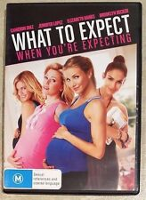 What To Expect When You're Expecting (Cameron Diaz) DVD (Region 4)