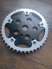 80s MONGOOSE PRO CLASS DISC PLATE 44t TAKAGI CHAINRING OG BOLTS Old School BMX