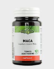 MACA 60cp 400mg integratore ad azione afrodisiaca energizzante tonificante