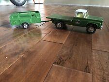 1970's Nylint Farm Stake Truck & Trailer