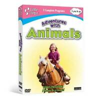Adventures with Animals - DVD By Non - VERY GOOD