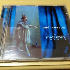 MATCHBOX TWENTY - MAD SEASON CD (ACC.) LAST BEAUTIFUL GIRL, IF YOU'RE GONE, BENT