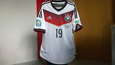 Götze dfb Alemania jugador camiseta camiseta Germany Player match issue ADIZERO 7