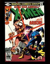 X-Men Annual #3 Vf Miller Perez Arkon Jarvis Wolverine In Old Costume