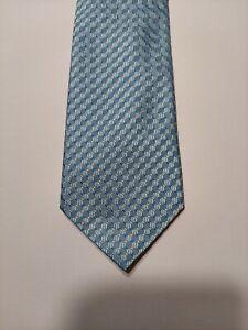 Banana Republic Light Blue 60in. Long 4in. Wide Silk Tie