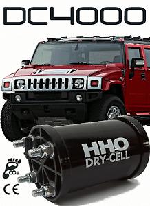 DC4000C Dry Cell HHO Kit for cars, vans, tractors, boats, generators 3.4-4.4L