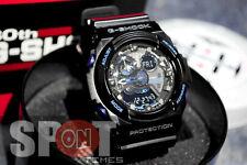 Casio G-Shock 30th Anniversary Initial Blue Men's Watch GA-303B-1  GA303B 1