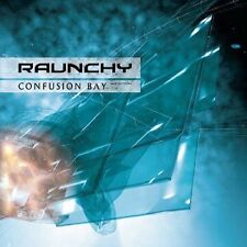RAUNCHY - CONFUSION BAY   2004 CD   SLIPCASE   NUCLEAR BLAST   SYBREED