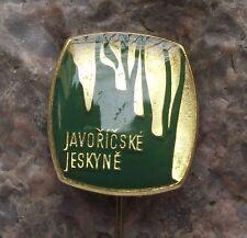 Javoricske Javoricko Devon Calcites Cave System Helictites Caving Pin Badge