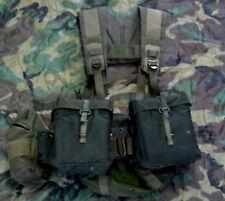 Grade B Canadian Military Army Surplus 82 Pat Web Belt  Load Bearing