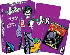 Playing Card - DC Comics - Retro The Joker Hero Licensed Gifts Toys 52302