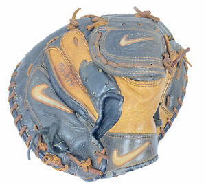 "Nike Air Show Elite Catcher's Mitt 33.5"" for Right Hand Thrower Diamond Ready"