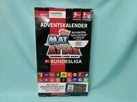 Topps Match Attax 2019/2020 Adventskalender mit 84 Sammelkarten  19/20