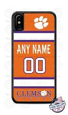 CLEMSON TIGERS FOOTBALL DESIGN PHONE CASE COVER FOR iPHONE 11 SAMSUNG GOOGLE LG