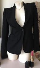 Sublime Veste Noire Barbara Bui Femme Très Chic Luxe T.36/38 Parfait Etat