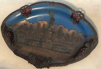 "Vintage 7.5"" New York City Statue Of Liberty Souvenir Plate"