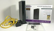 NETGEAR C6300-100NAS Dual-Band AC1750 Router with 16 x 4 DOCSIS 3.0 Modem