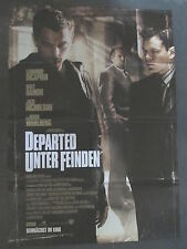 DEPARTED - UNTER FEINDEN - Filmplakat A1 - Leonardo DiCaprio, Jack Nicholson