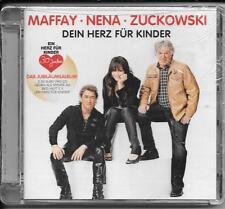 CD Peter Maffay, Nena, Rolf Zuckowski `Dein Herz für Kinder` Neu/OVP selten