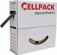 Cellpack Schrumpfschlauch SBS 3.2-1.6 sw Meterware schwarz Kleber 145142 Größen