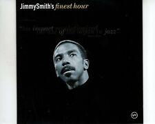 CD JIMMY SMITHfinest hourVERVE EX (A3522)